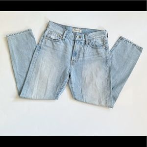 Madewell vintage jeans size 26